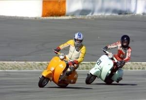 Rollerrennen auf dem Nürburgring Kölner Kurs 2006