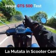 Vespa GTS 500 La Mutata im Scooter Center
