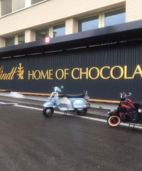 Vespa-Lindt-schokolade