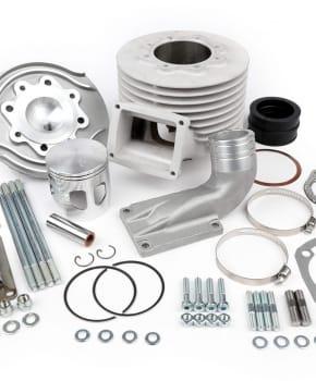 Zylinder_POLINI_Aluminium_152ccm_60mm_Evolution_Membran_54mm_Hub_Vespa_PV125_ET3_125_PK125_Kurbelwelle_P2100070_wird_ben_tigt_P1400227