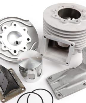 Zylinder_POLINI_Aluminium_152ccm_60mm_Evolution_Membran_54mm_Hub_Vespa_PV125_ET3_125_PK125_Kurbelwelle_P2100070_wird_ben_tigt_P1400227_15_