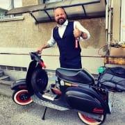 Vespa Gentleman Giro