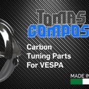 Tomas Compositi Carbon Teile Vespa