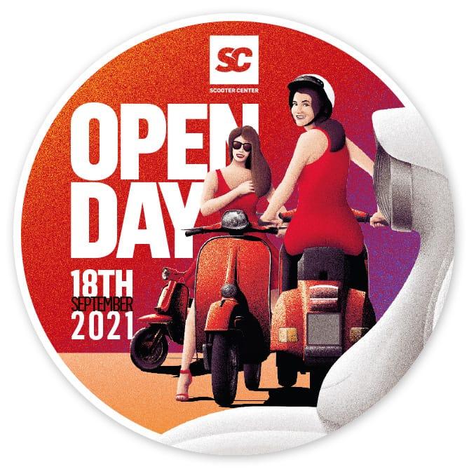 Scooter Center Journée portes ouvertes 2021