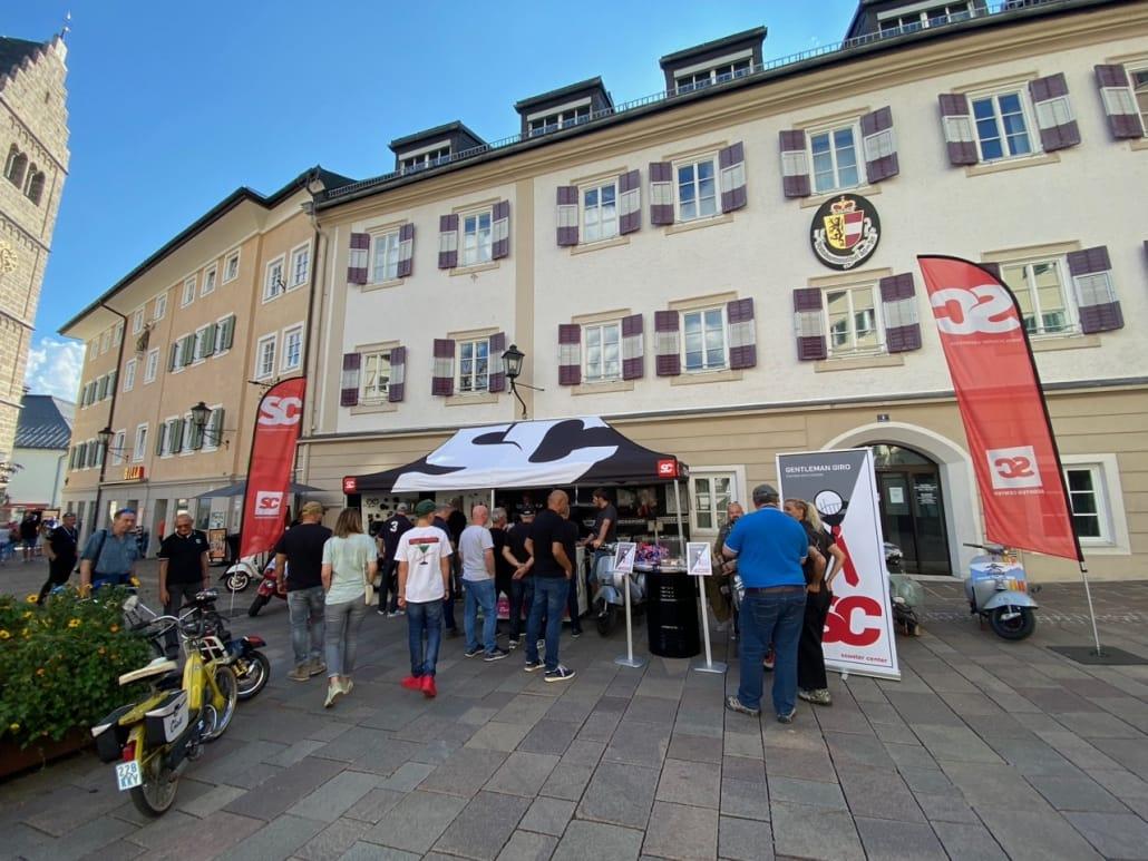 Scooter Center Stand Vespa Alp Days