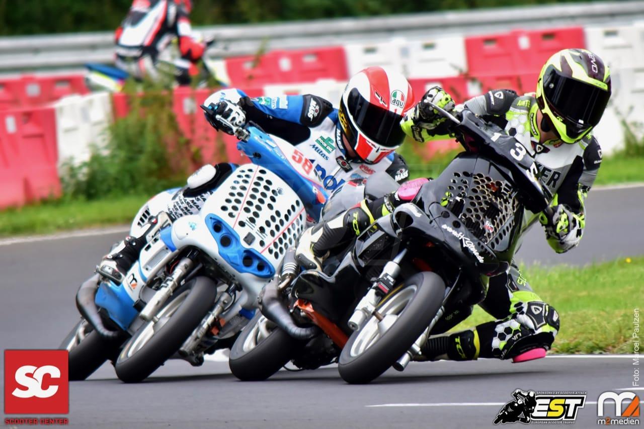 EST Rollerrennen Scooterracing Wittgenborn 2021