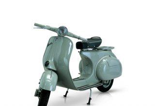 Vespa 125 (VNA2) 1958