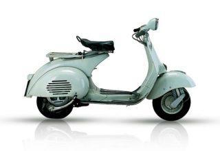 Vespa 150 1956
