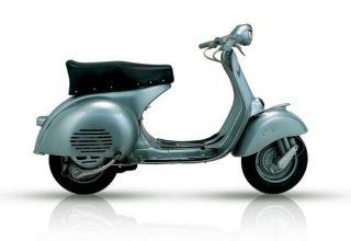 Vespa 150 GS 1955