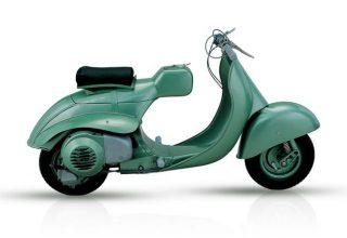 Vespa Circuito 125 1949