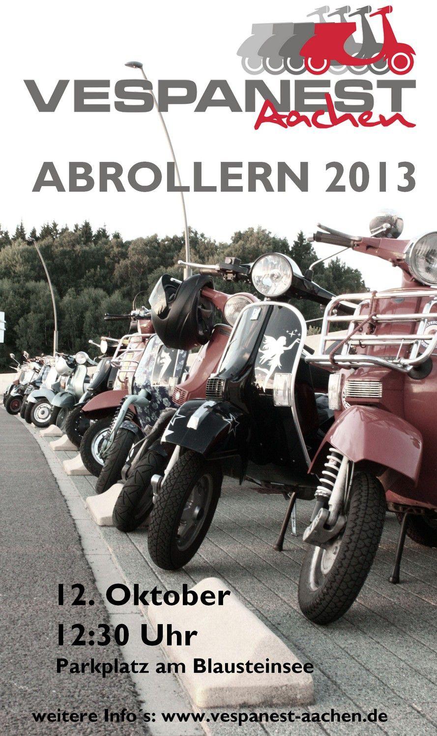 Aachen Abrollern