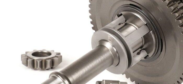 Getriebe -BENELLI Typ Bull- Vespa V50, V90, 50N, PV125, ET3, SS50, SS90, PK S, PK XL1, PK XL2, ETS - (12/58, 13/42, 15/38, 17/37 Zähne)