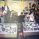 SCOOTER CENTER Team auf der Customshow Ried 1995