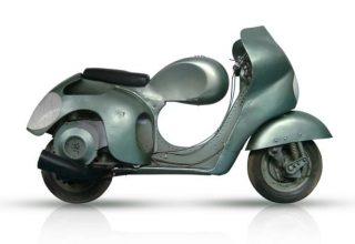 "Vespa 125 Corsa ""alloy frame"" 1949"