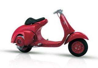 Vespa 98 Corsa 1947