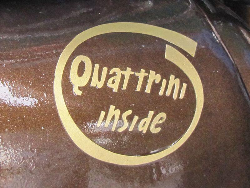 vespa px quattrini m1x inside