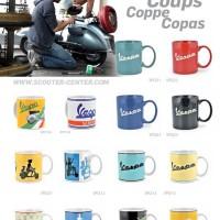 Vespa Tassen Cups